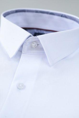 Белая классическая рубашка 2-101-2-1155