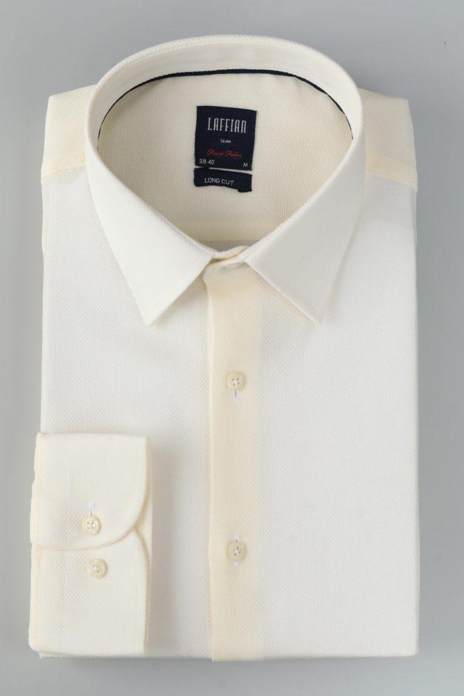 Хлопковая мужская классическая рубашка 1-123-2-1126