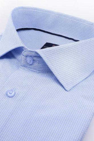 Мужская сорочка с воротом Кент 1-201-1-2005