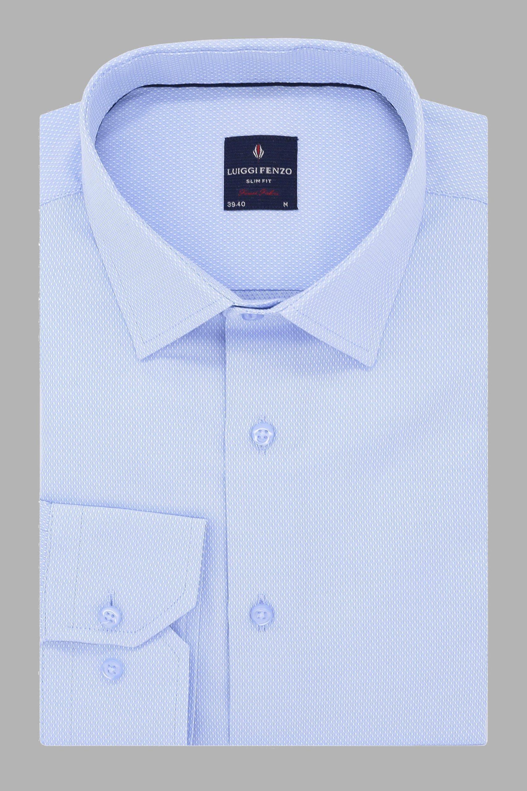 Мужская сорочка с узором 1-201-2-2008