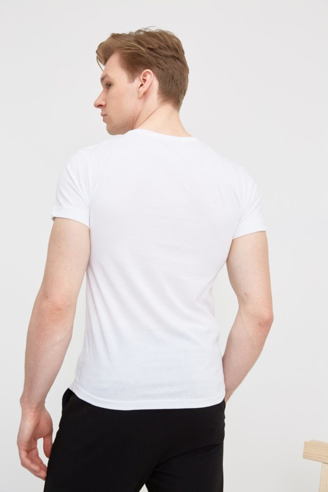 Мужская футболка 19-315300