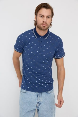 Мужская футболка поло 9-352300