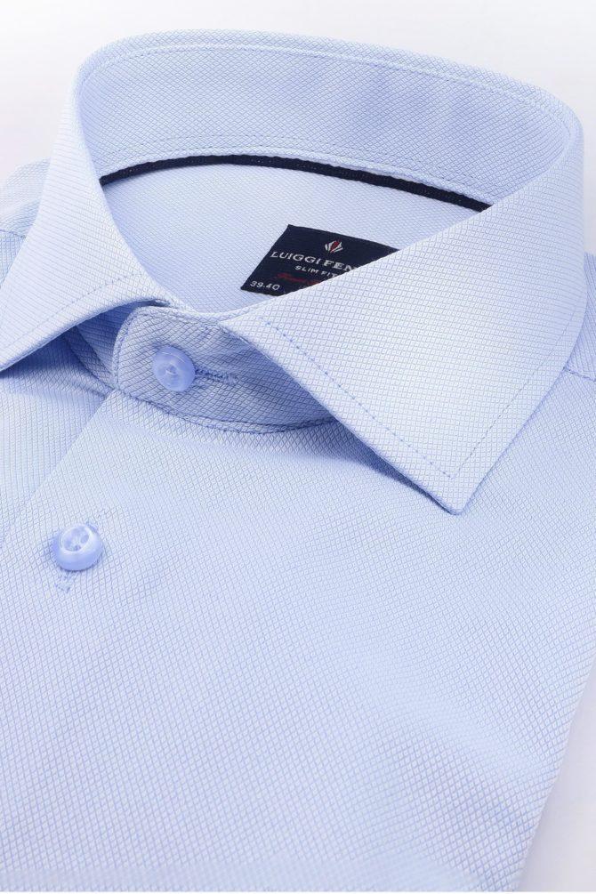 Хлопковая мужская сорочка 1-201-1-2004