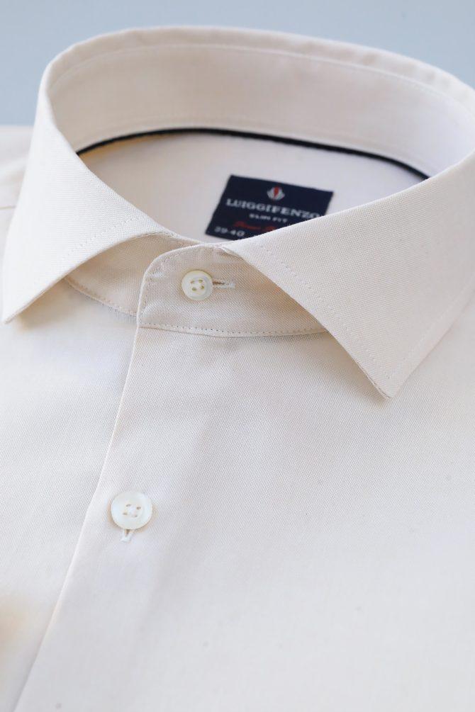Мужская рубашка из 100% хлопка 1-107-1-2020