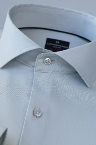 Мужская сорочка Slim-Fit 1-103-1-2025