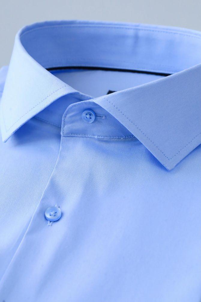 Мужская сорочка Slim-Fit 1-103-1-2022