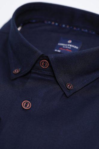 Классическая мужская сорочка 1-106-5-2017