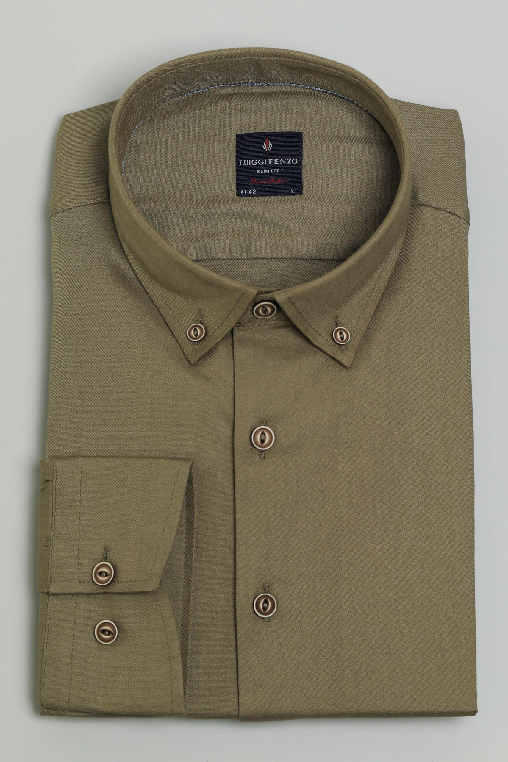 Классическая мужская сорочка 1-106-5-2016